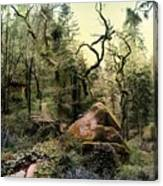The King's Forest Canvas Print