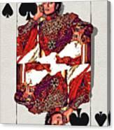 The Kings - Michael Jackson Canvas Print