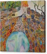 The Kiva Canvas Print