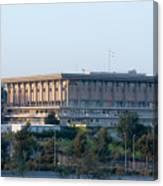 The Knesset, Jerusalem 2 Canvas Print