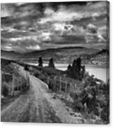 The Kvr Trail Canvas Print