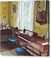 The Ladies Parlor Canvas Print
