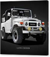 The Land Cruiser Canvas Print