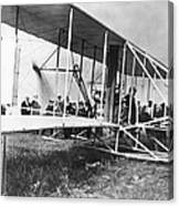 The Langley Airplane Canvas Print
