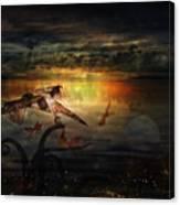 The Last Fairy Tale Canvas Print