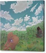 The Last Itza Canvas Print