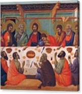 The Last Supper 1311 Canvas Print