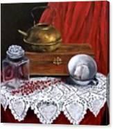 The Last Tea Bag Canvas Print