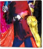 The Last Waltz Canvas Print