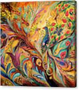 The Legends Of Yotvata Canvas Print