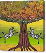 The Life-giving Tree. Canvas Print