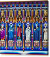 The Light Of The Spirit Westminster Abbey Canvas Print