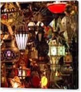 The Light Shop Marrakesh Canvas Print