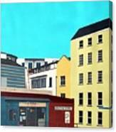 The Locksmith Canvas Print