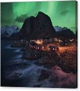 The Lofoten Dream Canvas Print