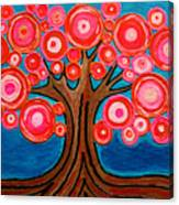 The Lollipop Tree Canvas Print