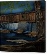 The Long Bridge Canvas Print