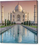 The Love Of Taj Canvas Print
