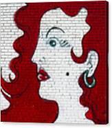 The Madam Canvas Print