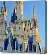 The Magic Castle Canvas Print