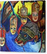 The Magic Dragon Canvas Print