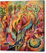 The Magic Garden Canvas Print