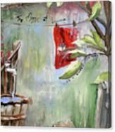 The Magic Of Love, Gerdasmitart Canvas Print