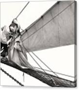 The Magic Of Sail Canvas Print