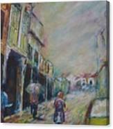 The Malacca Street Canvas Print