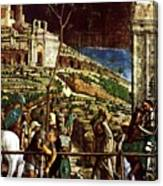 The Martyrdom Of St Jacques Canvas Print