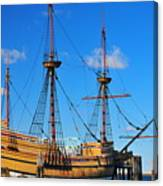 The Mayflower II Canvas Print