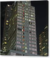 The Mcgraw Hill Building Canvas Print