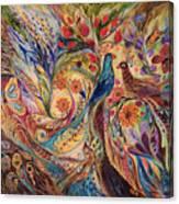 The Mediterranean Summer Canvas Print