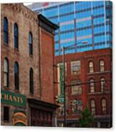 The Merchants Nashville Canvas Print