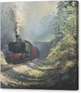 The Merthyr Tunnel Canvas Print