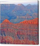 The Mighty Grand Canyon Canvas Print