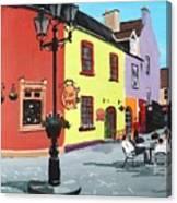 The Milk Market, Kinsale Canvas Print