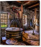 The Milling Room Canvas Print