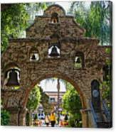 The Mission Inn Entrance Canvas Print