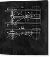 The Model T Patent Canvas Print