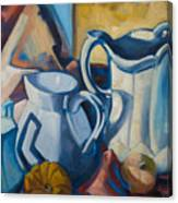 The Morning Milk Canvas Print