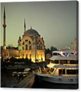 The Mosque Canvas Print