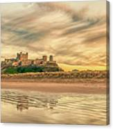 The Most Beautiful Castle In The World Canvas Print