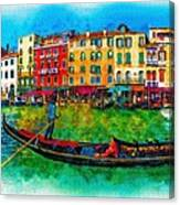 The Mystique Of Italy Canvas Print
