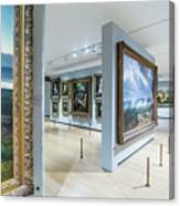 The National Gallery London 6 Canvas Print
