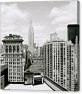 The New York Skyline Canvas Print