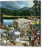 The Nez Perce Canvas Print