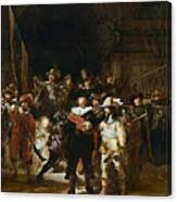 The Nightwatch Canvas Print