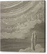 The Ninth Heaven Canvas Print