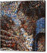 The Notebook Mosaic Canvas Print